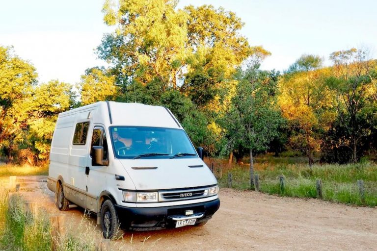 Taking TinTin out to the open road. The Camptoo #vanlife experience