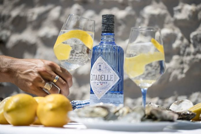 Four Seasons Sydney: Citadelle Gin