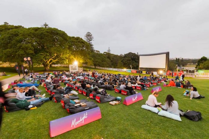Moonlight Cinema | Tia Maria