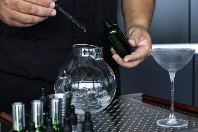 Tanqueray Nº TEN Martini