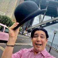 The Langham Sydney – Pink Taxi