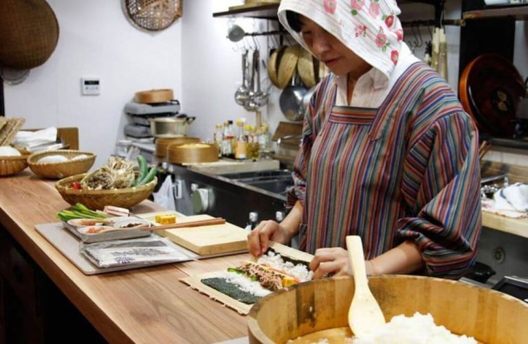 Gifu, a city of authentic street-style food to fine dining experiences. Japan food scene.