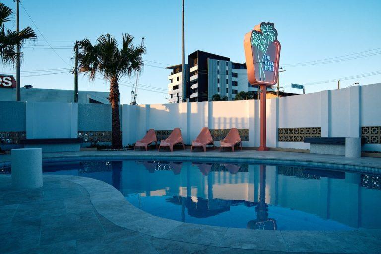 Gold Coast's coolest new kid on the block. The Mysa Motel