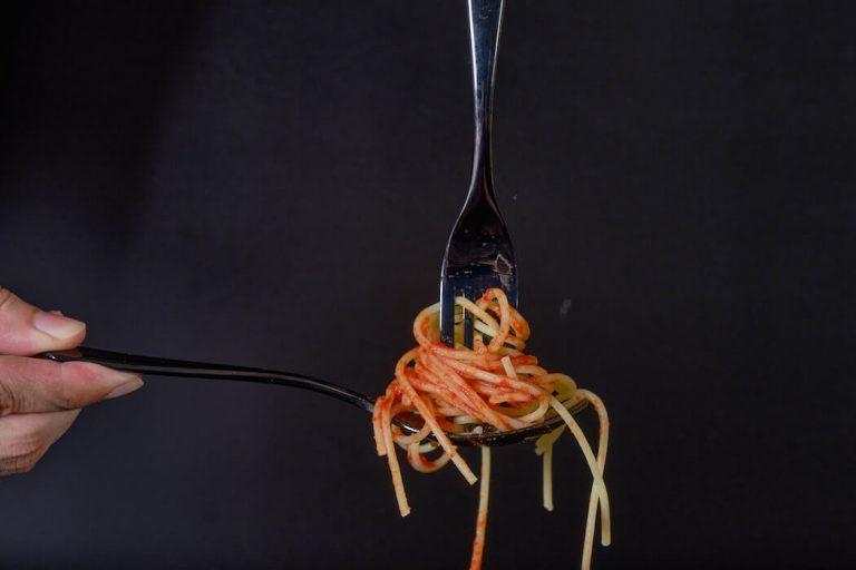 Stanley Rogers – Espaguetis con Gambas