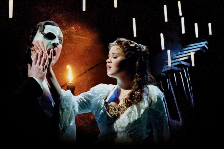 Cameron Mackintosh presents The Phantom of the Opera at The Sydney Opera House