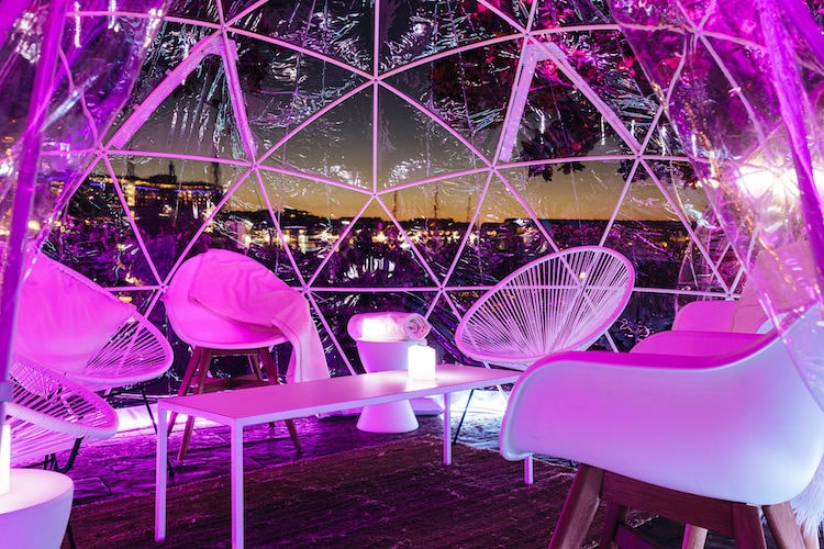 Igloos - Cargo, The Winery