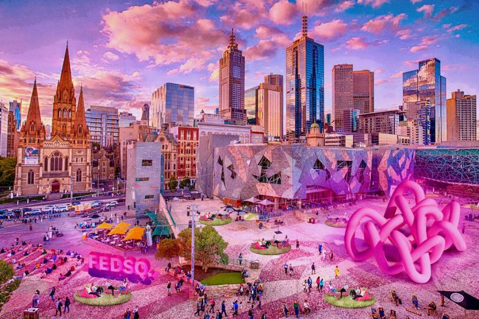 Fed Square Melbourne | The Knot