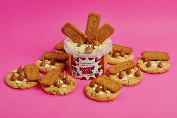 Chargrill Charlie x Anna Polyviou Biscoff Cookie
