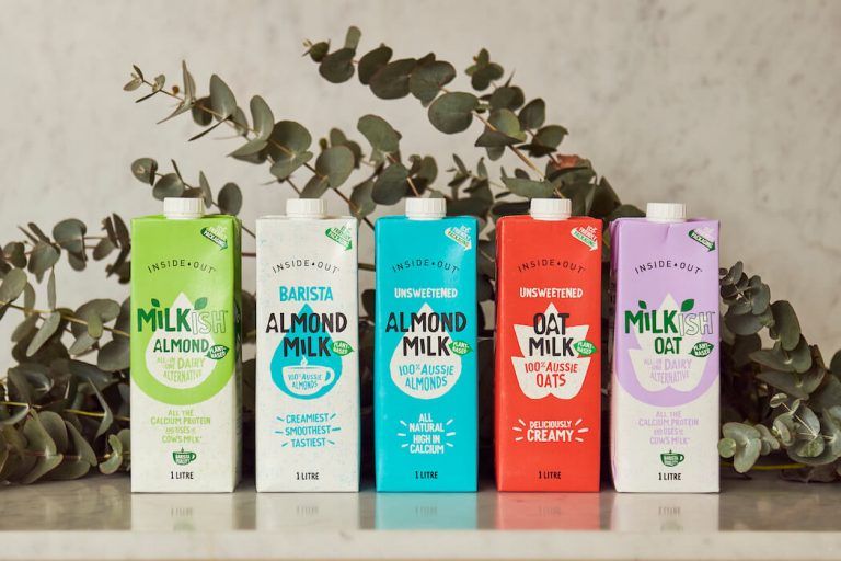 Affordable non-dairy long-life milk. Try out these Inside Out plant based recipes.