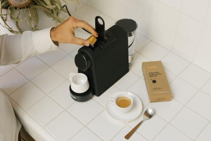 Allpress Specialty Espresso Coffee Capsule
