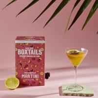Basic Babe Boxtails | Passionfruit Martini