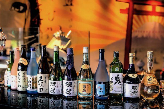 Sake | Nara Japan