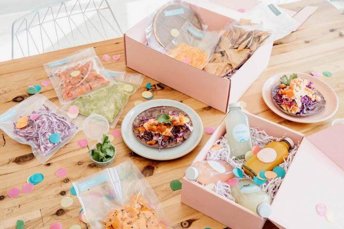 Fonda Mexican   at-home taco kits