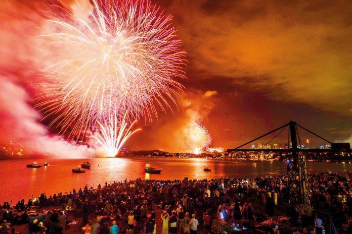 Opera Australia New Years Eve 2022